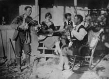 Listen on Demand: Bob's Folk Show - Pre-War Blues & Mountain Music